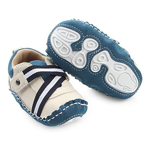 Lidiano Baby Sting-proof Non-slip Rubber Sole First