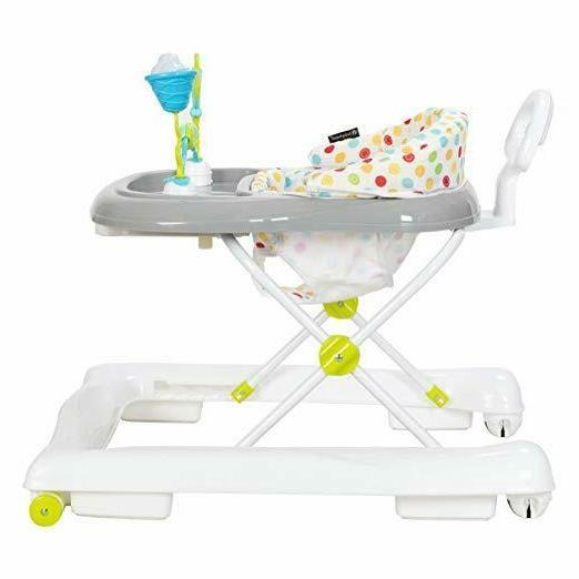 Baby Trend Activity Yellow Silver/Multi
