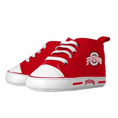Baby Fanatic Pre-Walker Hightop, University of Ohio State OS