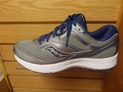 SAUCONY MEN'S COHESION 12 RUNNING OR WALKING SHOES WIDE WIDT
