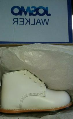 NEW in box Josmo 8190 Leather Infant Toddler 1st Walking Sho