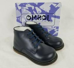 NEW NIB Josmo Size 7 Baby Unisex Oxford Walking Shoes First