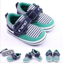 Newborn Baby Boys Girls First Walkers Infant Toddler Classic