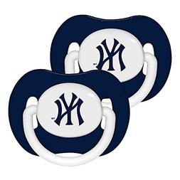 Baby Fanatic Pacifier  - New York Yankees Team Colors