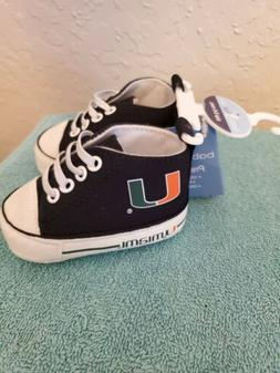 Pre-walker Baby Sneaker Infant Shoes ,  University of Miami