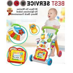 Baby Walkers Toy for Toddler Boys and Girls with Music Wheel