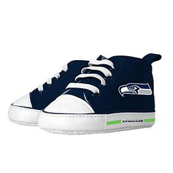 Baby Fanatic Pre-Walker Hightop, Seattle Seahawks