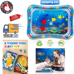 Water Play Mat Baby Inflatable Infant Toys Portable Activity
